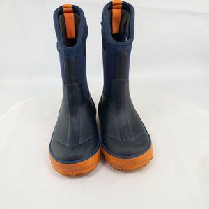 Bogs Unisex Kids Warm Handle It Rain Boots Sz US 9